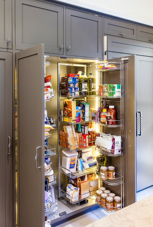 Modular Kitchen Pantry