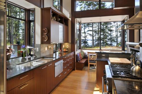 Ventilation in kitchen