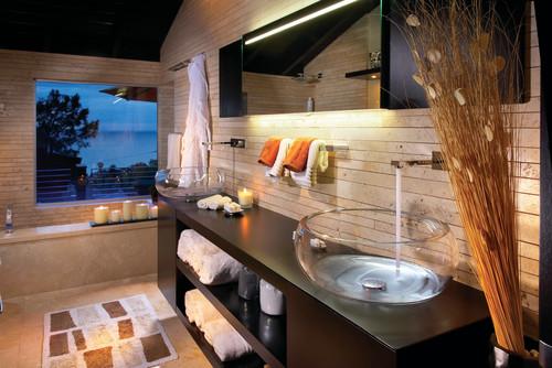 bathroom wash basin accessories
