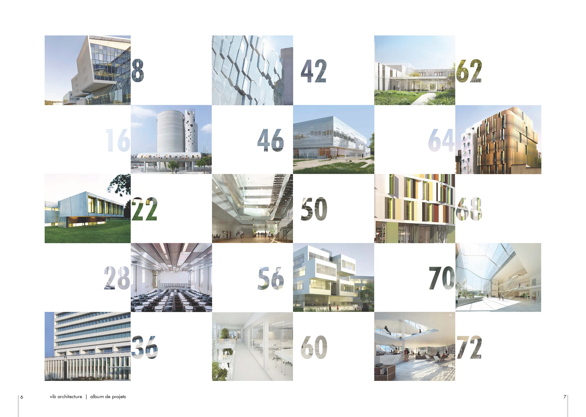 Brilliant Tips to make a Professional Architecture Portfolio
