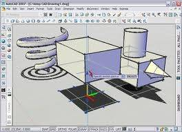 Ignited And Technical World Of Auto CAD