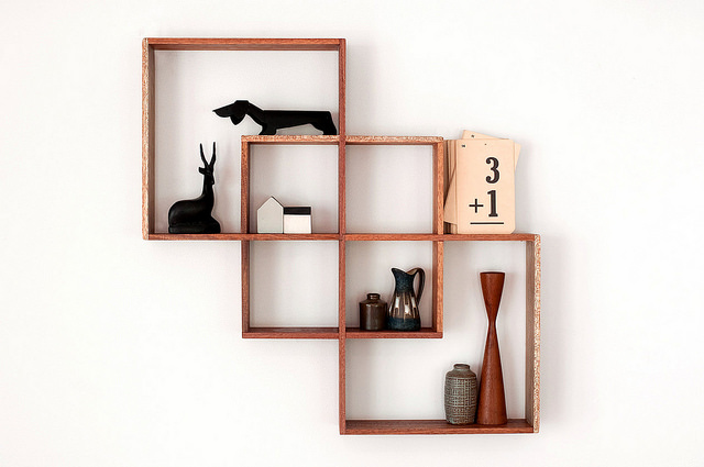Floating Wall Racks