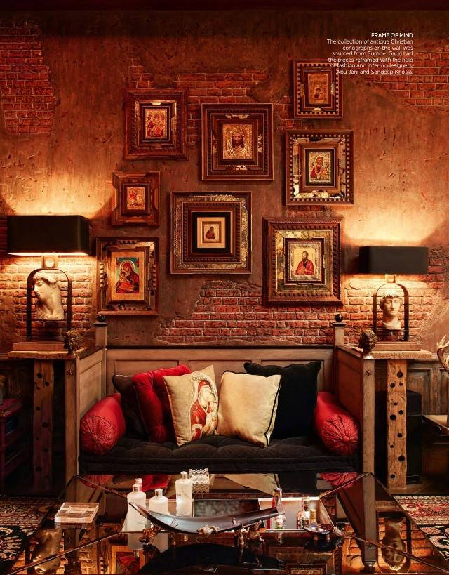 Decorated Walls