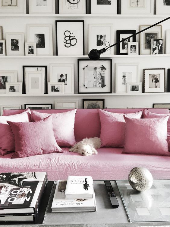 Of Pinks