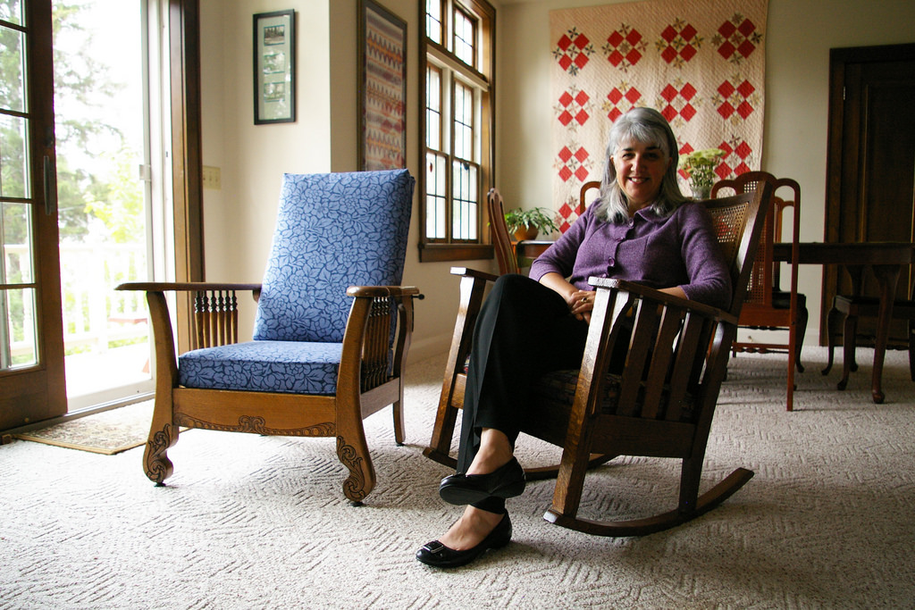 Tips to Design Spaces for Grand Parents and Elderly People