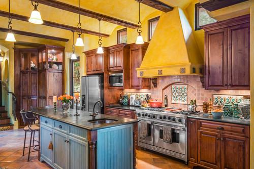 Ceiling Design - Kitchen Decor