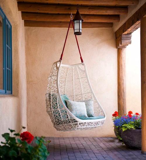 hanging hammock