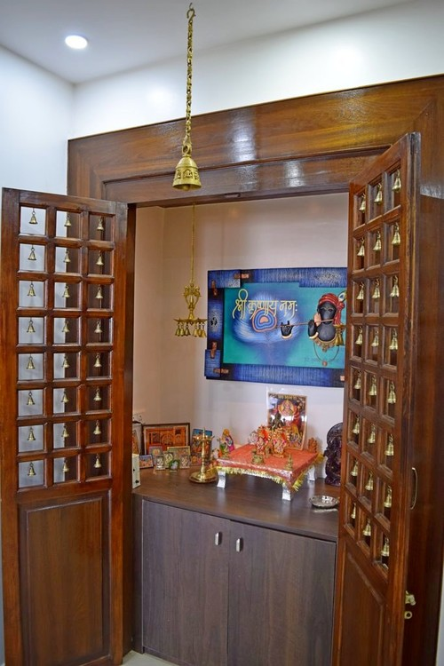 Simple Tricks To Build A Beautiful Pooja Room For Indian Homes Plan N Design,Website Design Trends Web Design