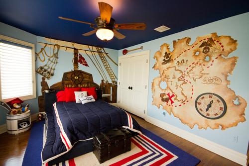 Amazing themed kids room ideas