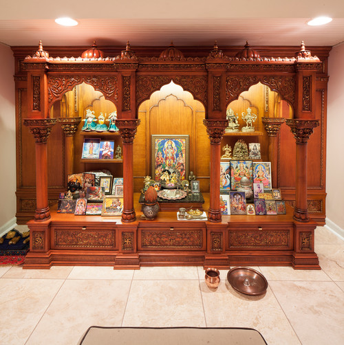 Simple Tricks To Build A Beautiful Pooja Room For Indian Homes Plan N Design