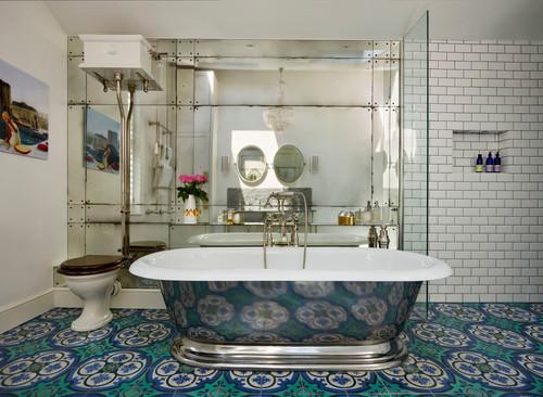 Bathroom Motifs