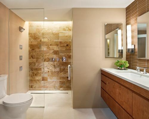 Bathroom Lighting- Wall Washer