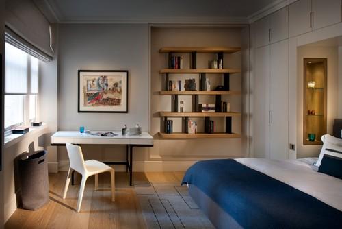 Designer Tricks to Make a Small Bedroom Look Bigger