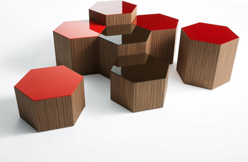 Accent coffee tables