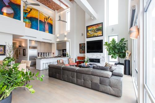 living room art ideas