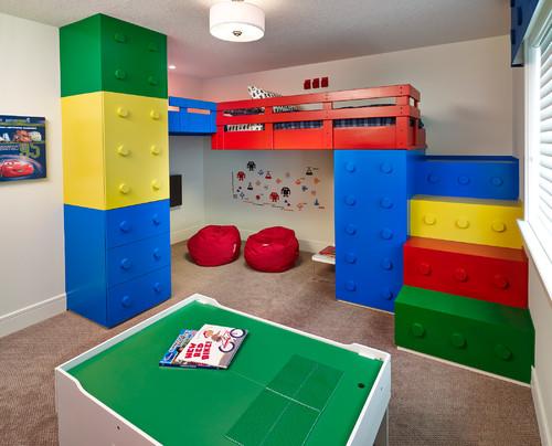 14 Amazing Themed kids Bedroom ideas
