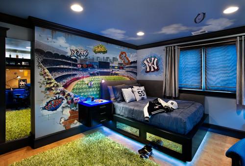 Under Bed Lighting