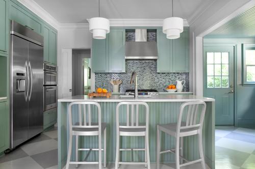 Color Schemes For Kitchen