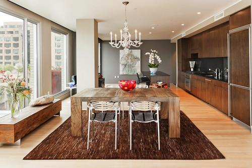 Brown color Kitchen Decor Ideas