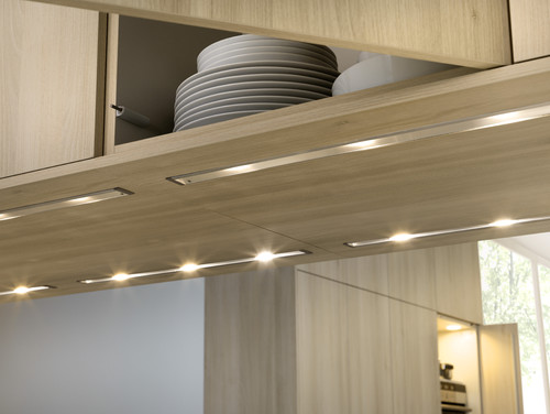 Under- Cabinet Lighting Ideas