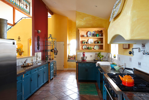 Bright Colors For Kitchen Walls