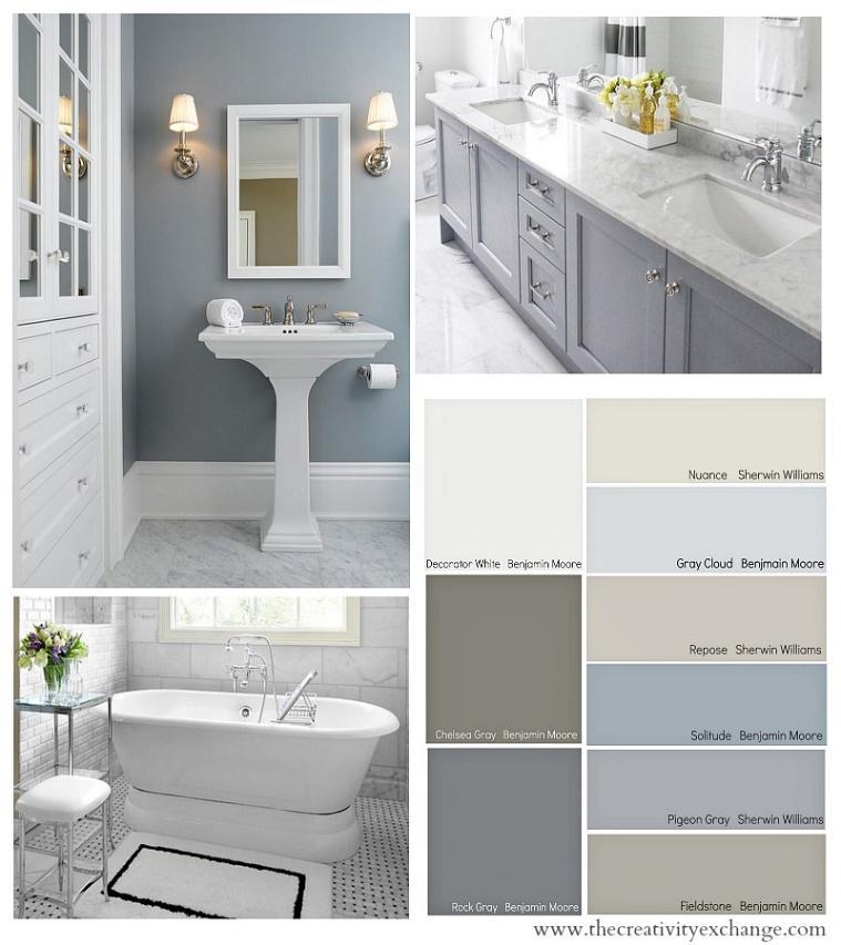 Smart Bathroom Decorating Ideas