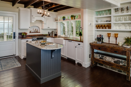 L - Shaped Kitchen Design