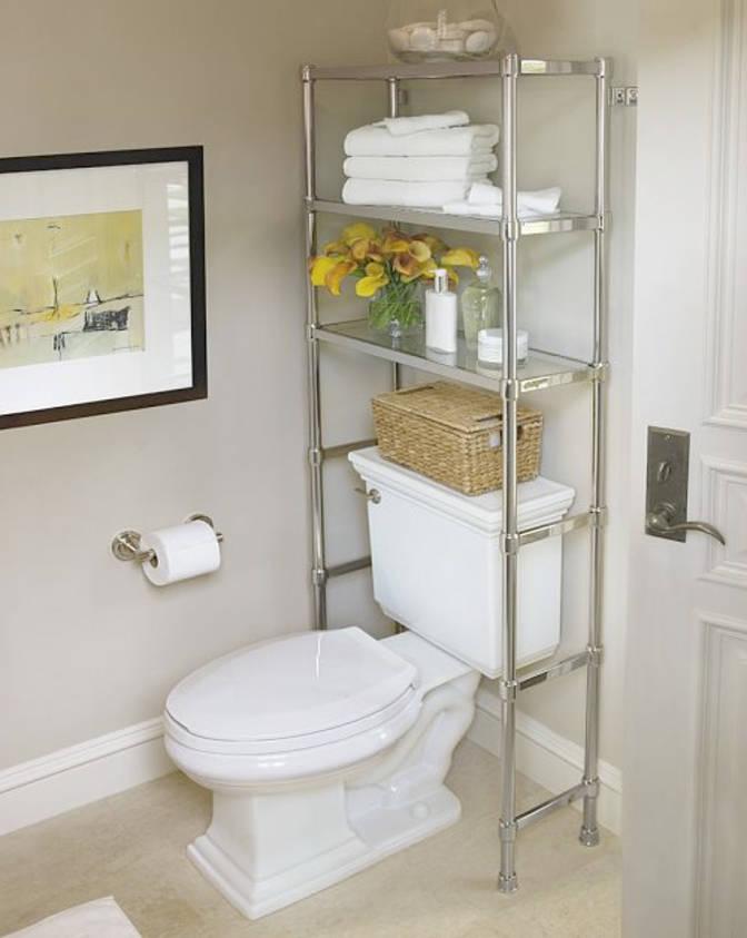 Smart Bathroom  Ideas