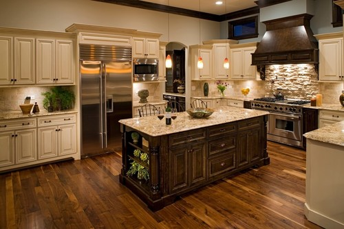 Kitchen Island Design Inspiration