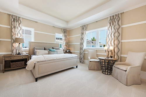 bedroom neutral color scheme