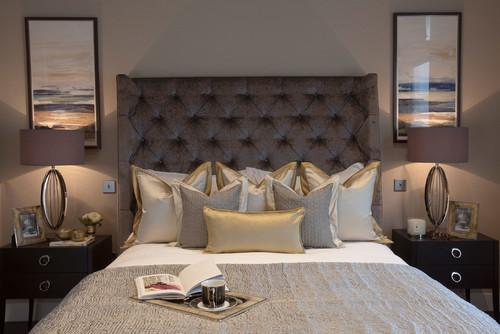 luxury bedroom bedding sets