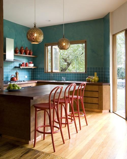 Kitchen Wall Texture