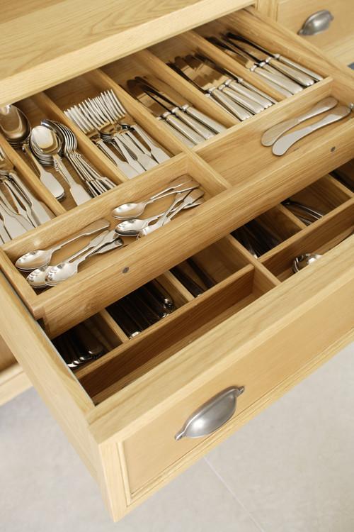 Kitchen Drawer Divider