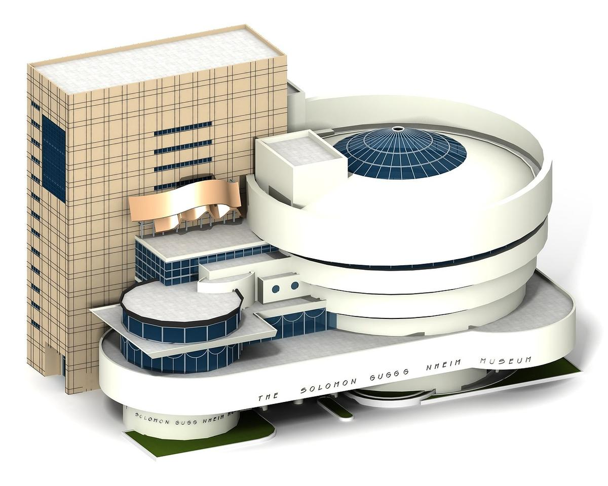 Characteristics Of Modern Architecture, People Love