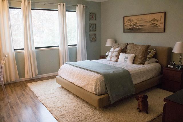 Things in bedrooms