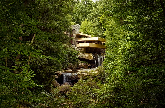 FRANK LLOYD WRIGHT - BELIEVER OF FREE ARCHITECTURE