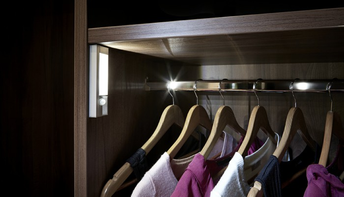 Top Styles for Wardrobe Lighting