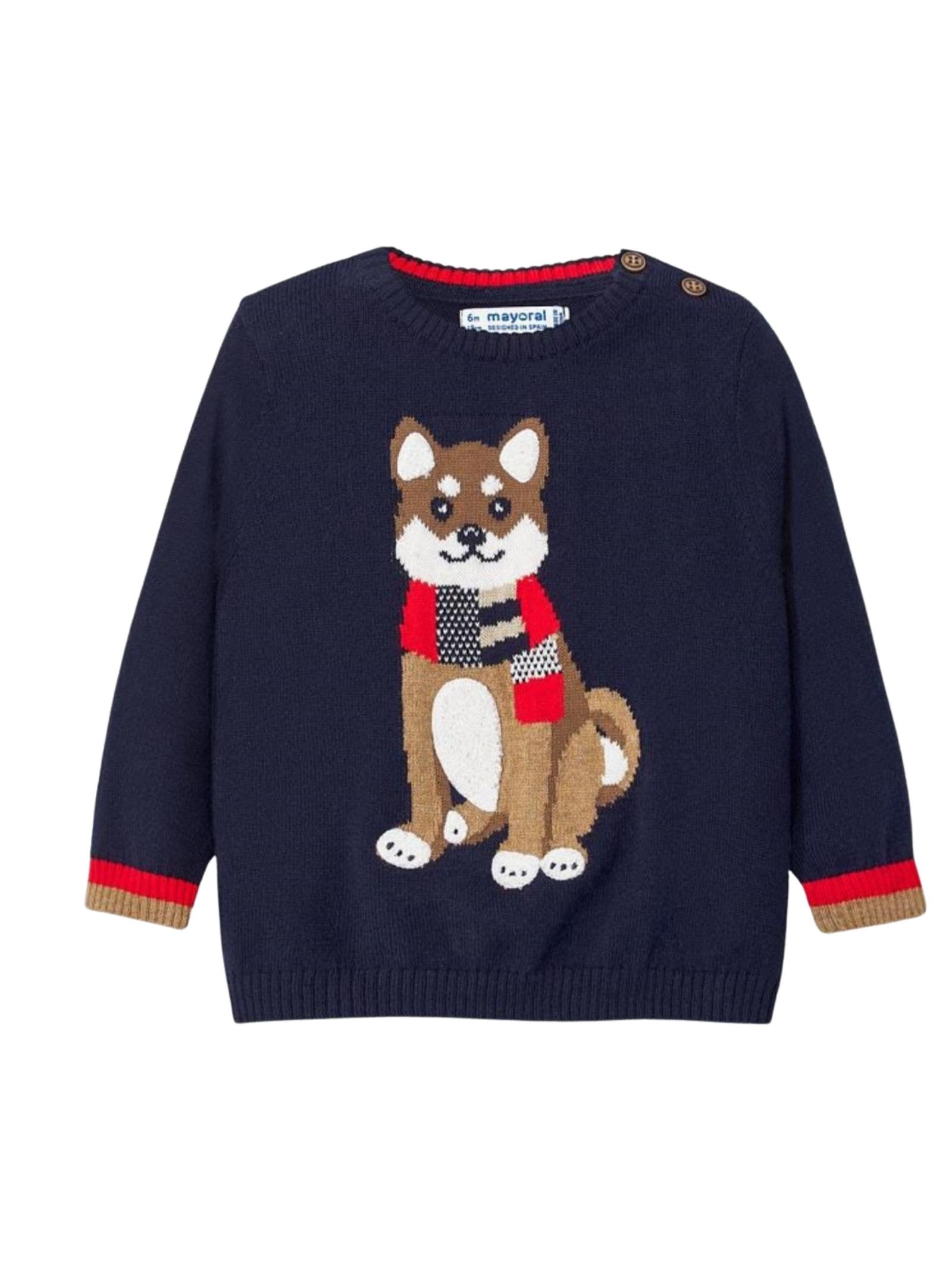 Maglione Dog Bambino MAYORAL   Maglioni   2345042