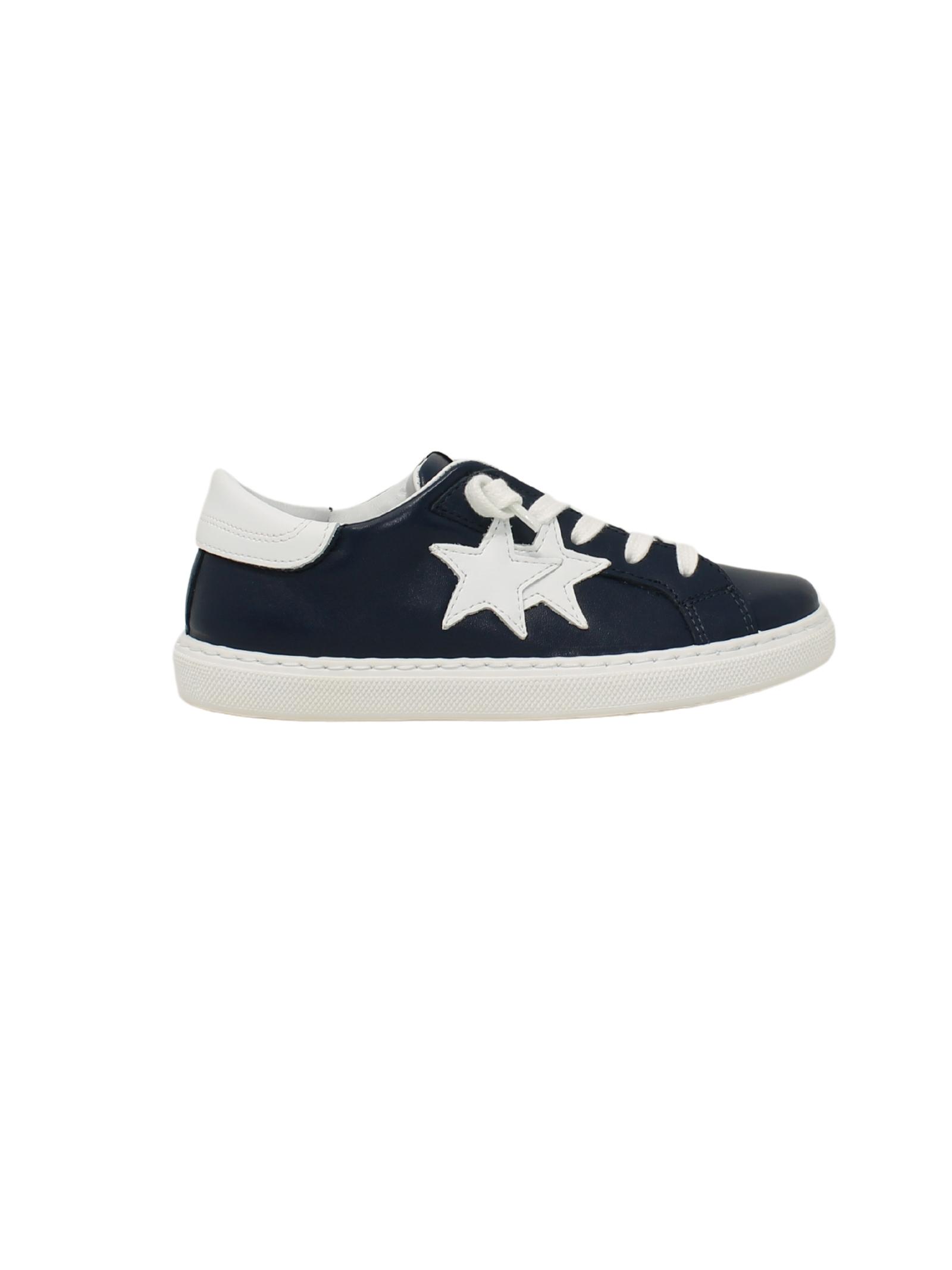 Sneakers Low Blu White Bambino 2STAR KIDS | Sneakers | 2SB2264BLU/BIANCO
