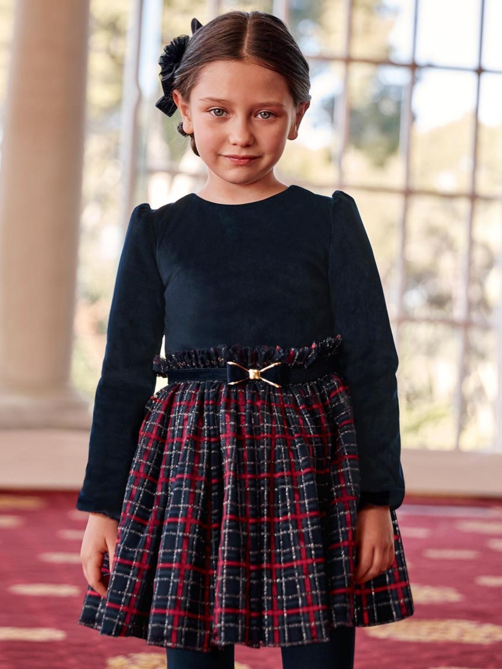 Scottish Dress ABEL&LULA | Clothes | 5520004
