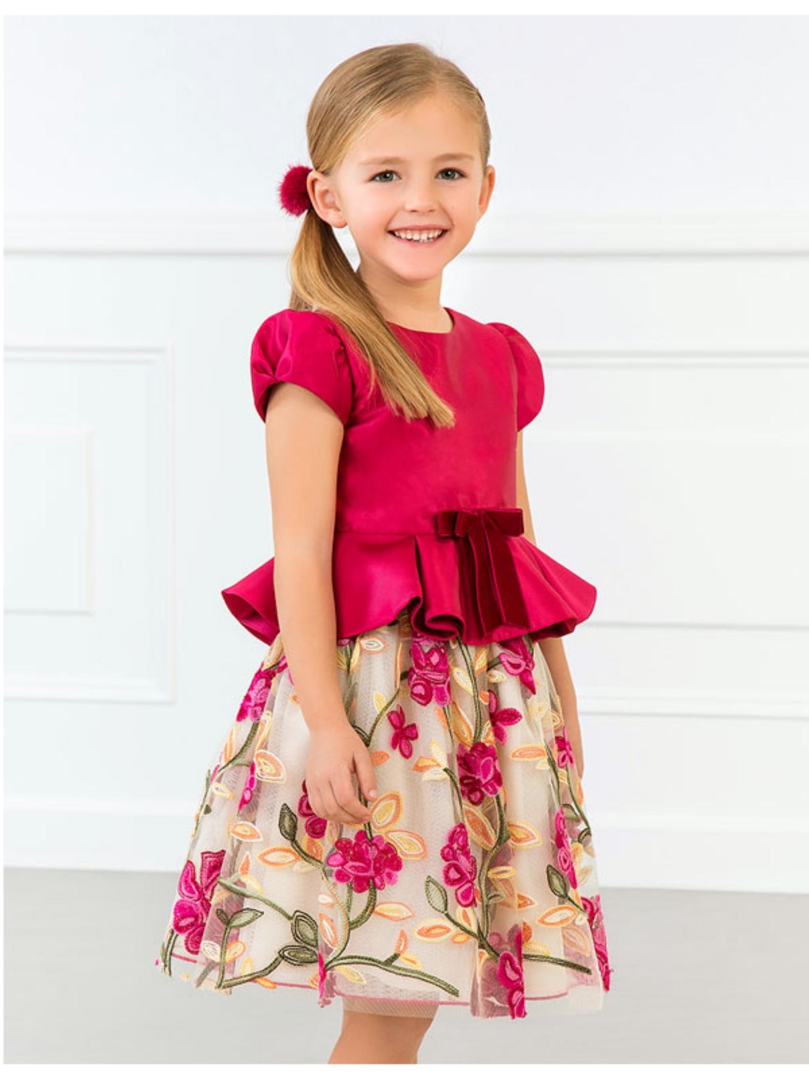 Floral Set for Girls ABEL&LULA | Complete | 55422