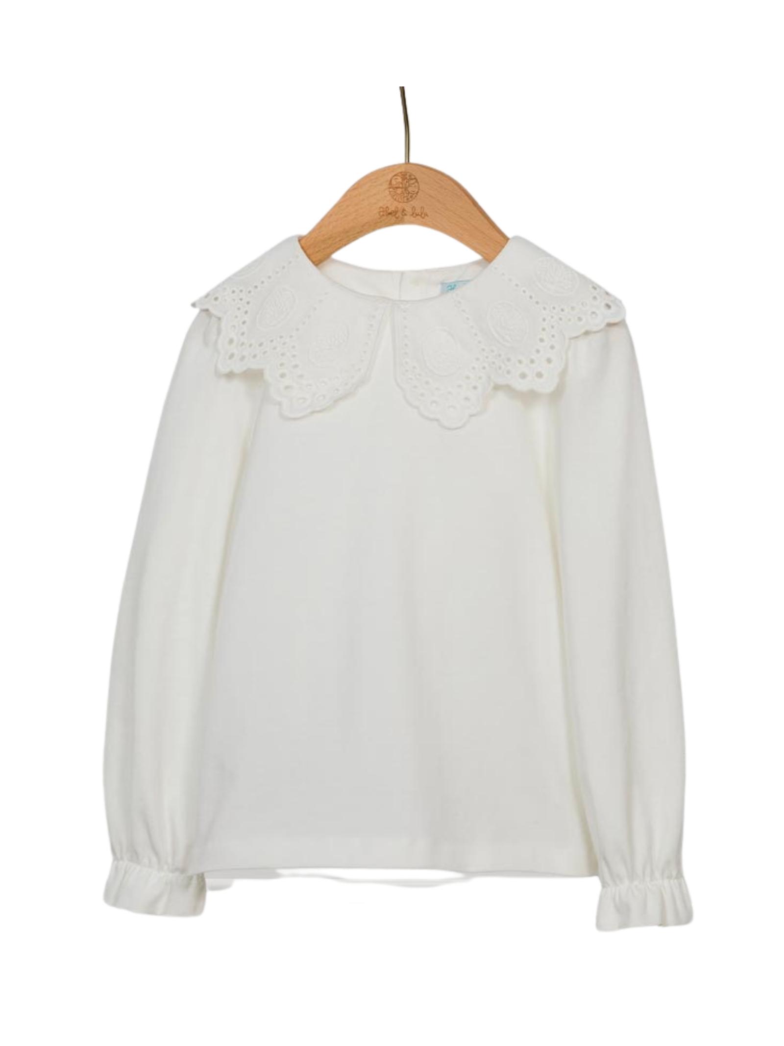 Ricami Sweater ABEL&LULA |  | 5612063
