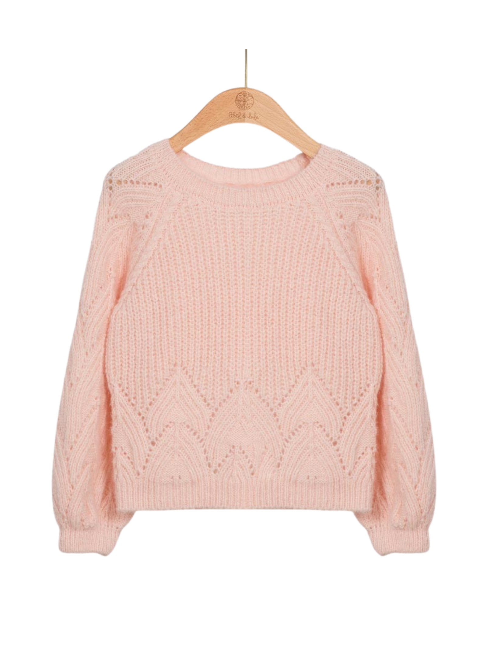 Streech Girl Sweater ABEL&LULA | Sweaters | 5835038