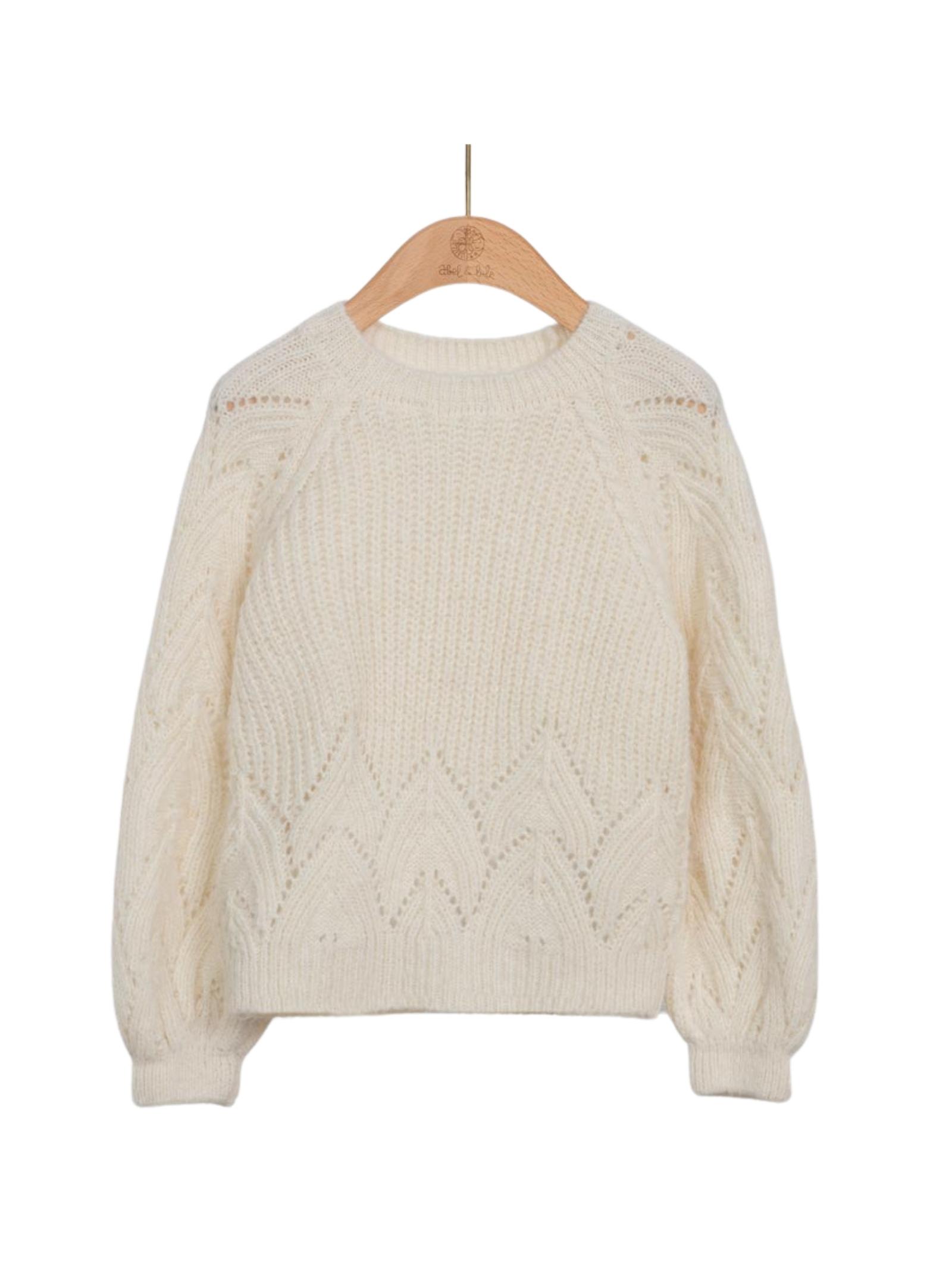 Streech Girl Sweater ABEL&LULA | Sweaters | 5835040