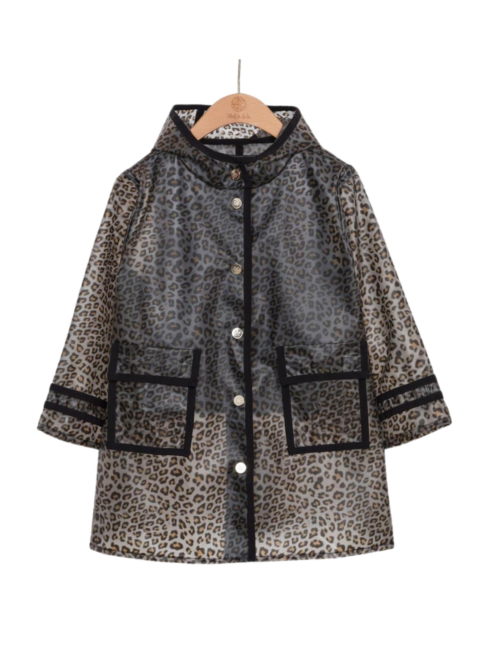 Waterproof Leopard Jacket ABEL&LULA | Jackets | 5853009