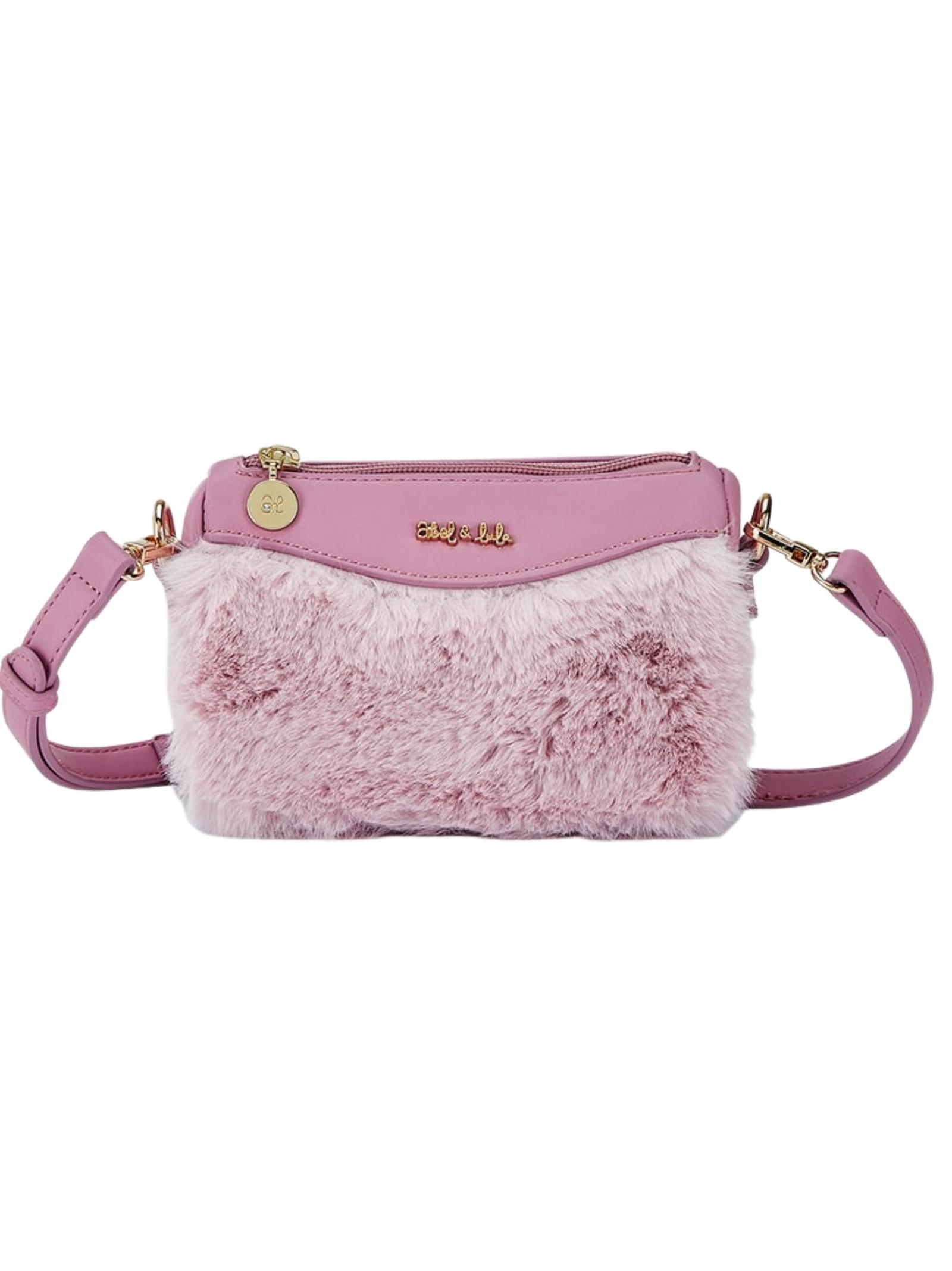 Ecofur Pink Bag ABEL&LULA | bags | 5916065