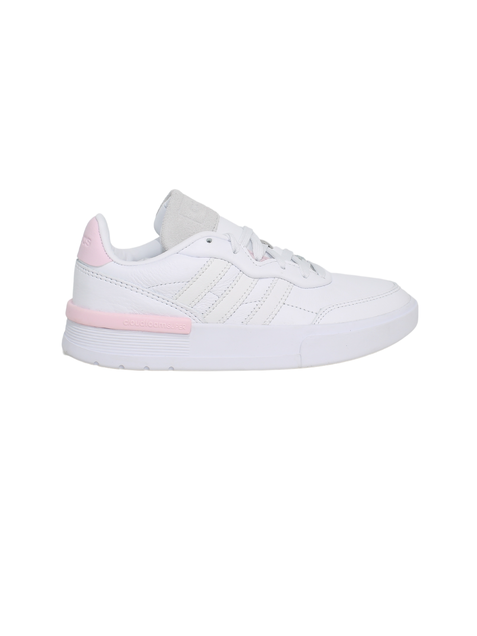 Sneakers Clubcourt Bambina ADIDAS JUNIOR | Sneakers | H68717WHITE PINK