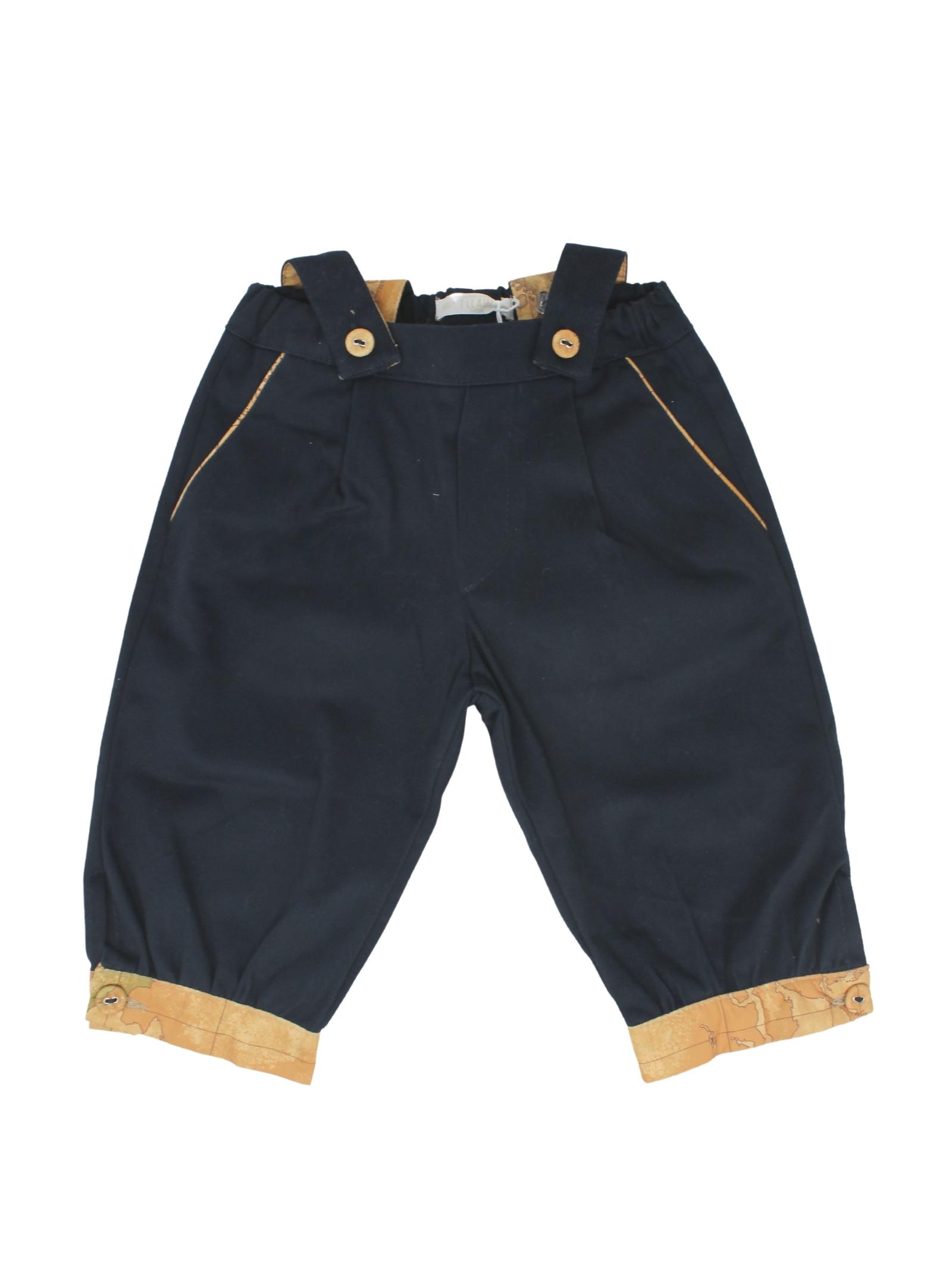 Pantalone con Bretelle Bambino ALVIERO MARTINI 1° CLASSE JUNIOR | Pantaloni | 2571P0501BLU