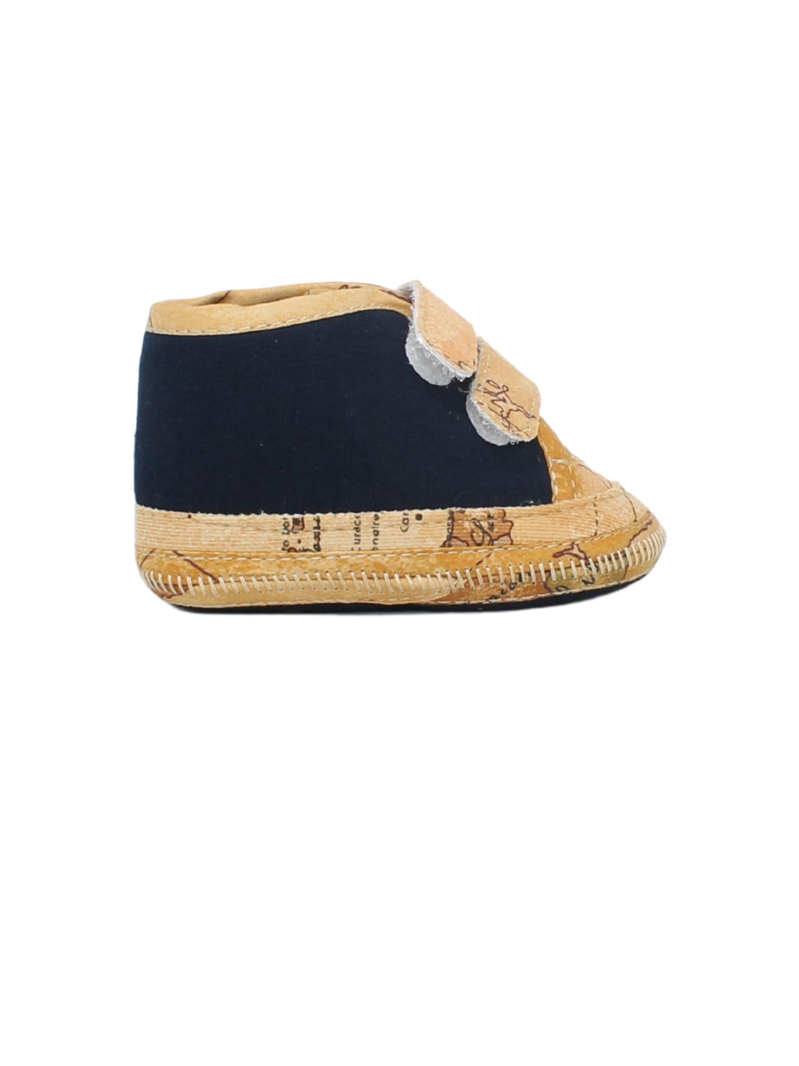 Baby Logo Shoes ALVIERO MARTINI 1° CLASSE JUNIOR | Shoes | 257SH0563BLU