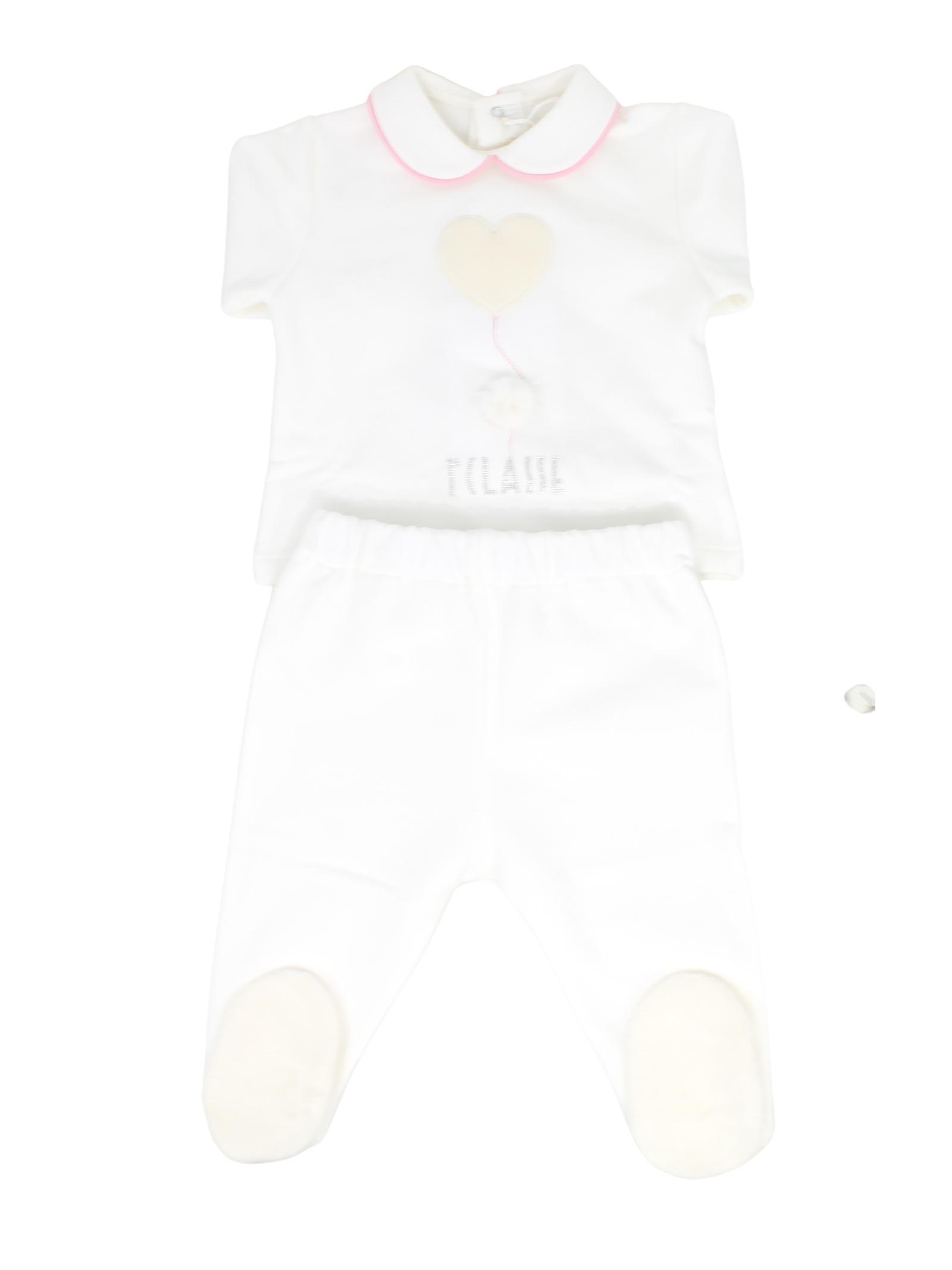 Girl Heart Set ALVIERO MARTINI 1° CLASSE JUNIOR | Complete | 25SET1050BEIGE